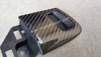 Audi A5 S5 RS5 8T Carbon fiber interior Key Ignition trim