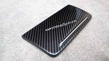 Audi TT TTs 8J MK2 Carbon fiber ashtray cover