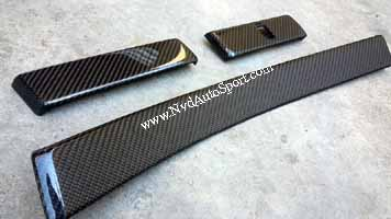 BMW E39 M5 Carbon fiber interior dash trims