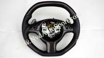 BMW E46 M3 Carbon fiber steering wheel