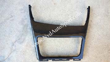 BMW E82 E88 1M carbon fiber Front ashtray panel