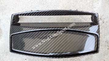 BMW Z4 E85 E86 Carbon fiber Module carrier ashtray cover