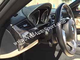 BMW Z4 E89 Carbon fiber interior dash trim