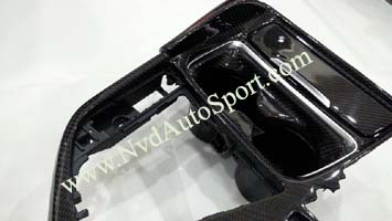 BMW F30 F32 F34 F80 M3 F82 F83 M4 Carbon fiber center console