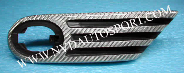BMW Mini R55 R56 R57 R58 R59 Cooper S Carbon Fibe side vents scuttles