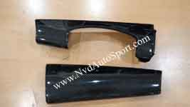 BMW Mini f55, F56 carbon fiber dash trim