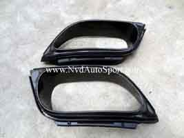 Porsche 991 Turbo S carbon fiber exhaust panels